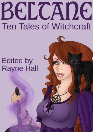 BELTANE Ten Tales of Witchcraft edited by Rayne Hall