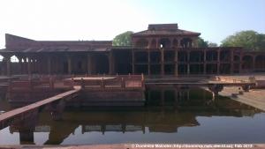 Palace at Fatehpur Sikri