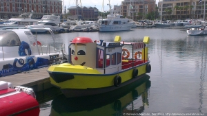 Tommy the Tugboat, Cape Town, South Africa
