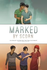Marked by Scorn book cover