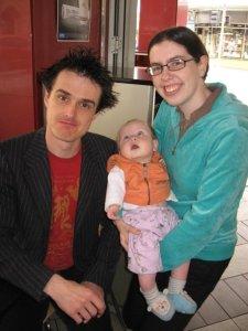 Meeting Andrew Hansen in 2007