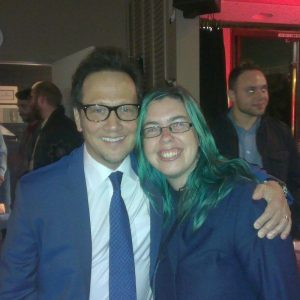 Meeting Rob Schneider